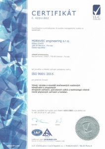 thumbnail of Certifikát ISO 9001_2015